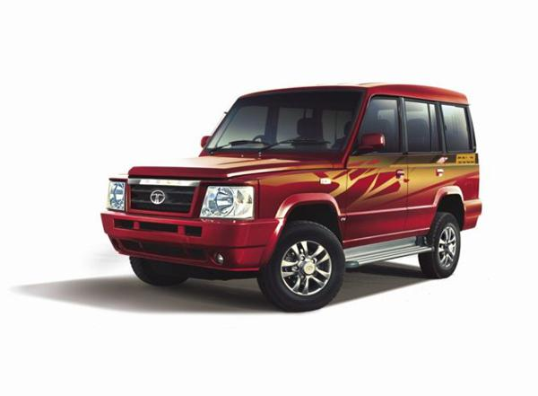 Tata Motors relying on its improved model range to regain lost ground .