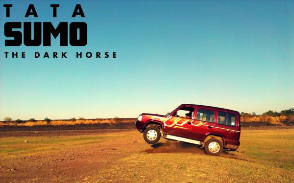 Tata Sumo Gold Review: The Dark Horse - CarTrade