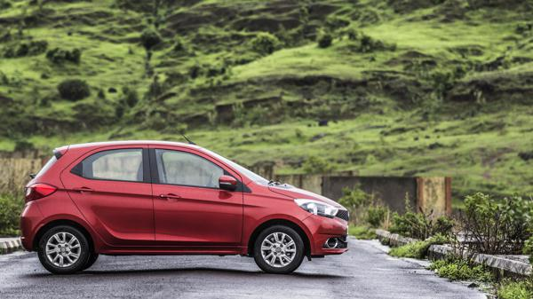 Tata Tiago AMT First Drive Review