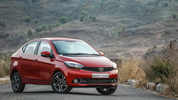 Tata Tigors XZA petrol First Drive Review - CarTrade