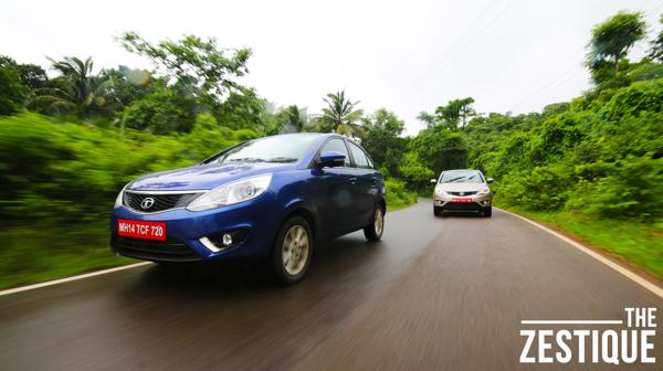 Tata Zest Review: The Zestique - CarTrade