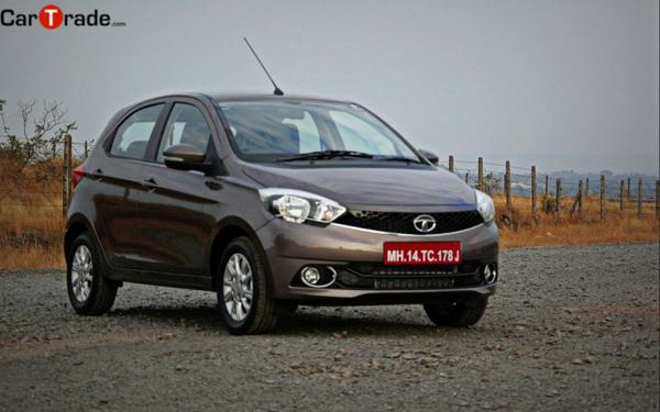 Tata Tiago Review: First Drive - CarTrade