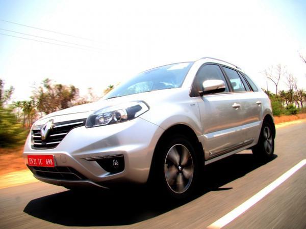 Toyota Fortuner Vs Renault Koleos