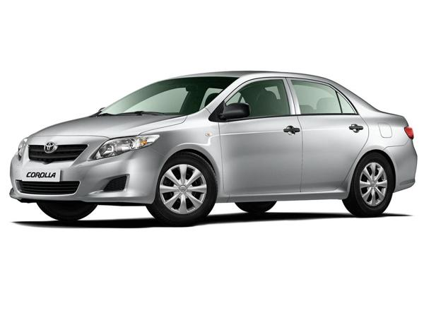 Toyota Corolla made during Jan-June 2003 in India recalled