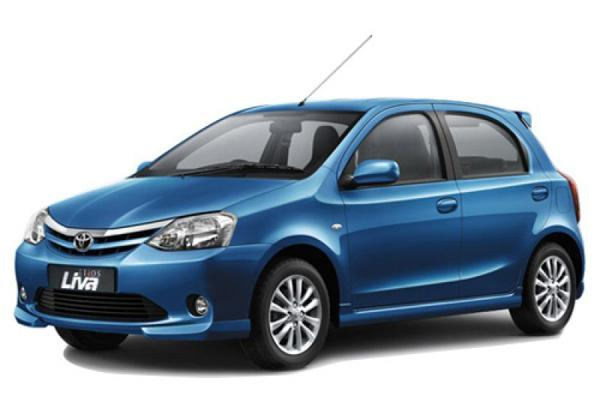 Toyota launches refreshed Etios sedan and Liva hatchback in India