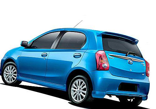 Toyota launches refreshed Etios sedan and Liva hatchback in India.