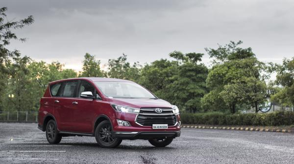 Toyota Innova Touring Sport First Drive Review - CarTrade