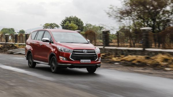 Toyota Innova Touring Sport First Drive Review