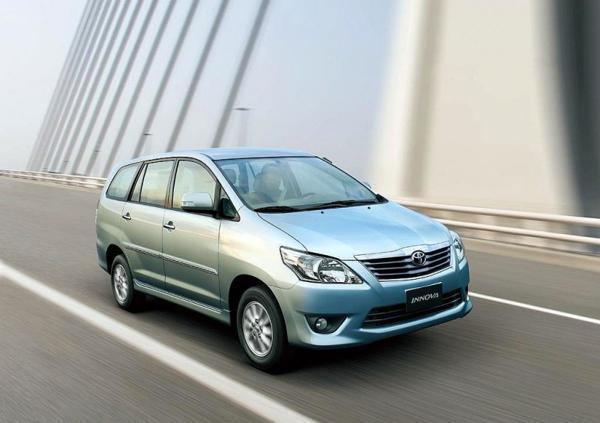 1) Toyota Innova