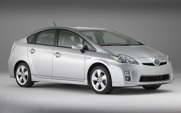 Toyota Prius - eco friendly vehicle