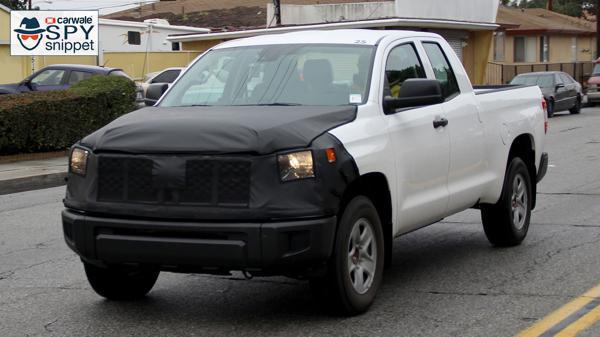 Toyota to refresh Tundra pick-up truck