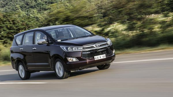 Toyota October sales decline but Innova continues its growth