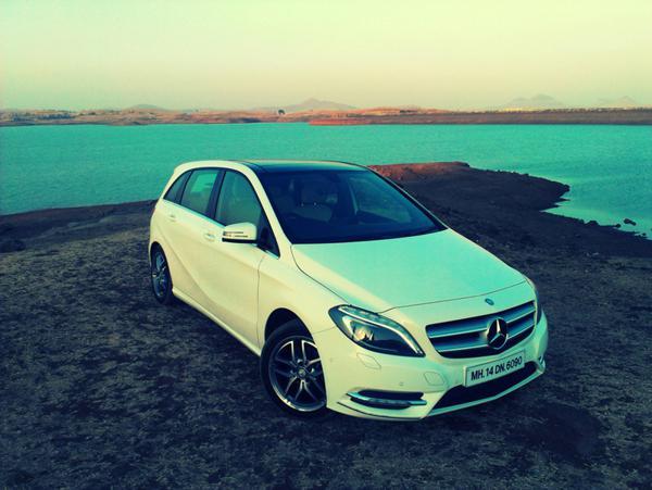 10) Mercedes-Benz B-Class