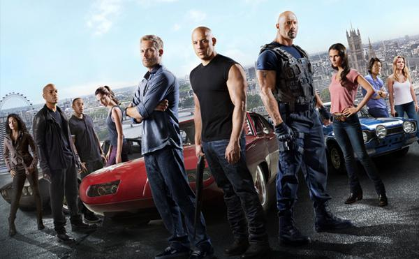 Vin Diesel returns in Fast & Furious 6 with a bang