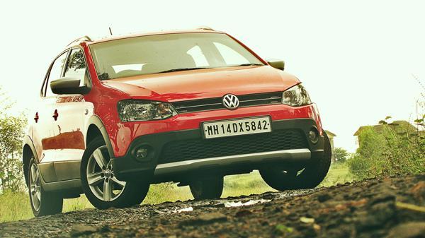 Volkswagen Cross Polo: The Macho Hatch - CarTrade