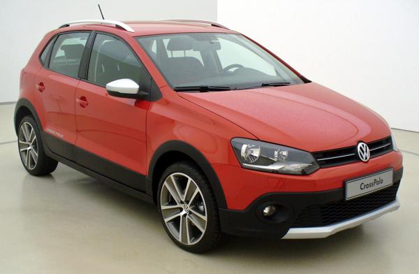 Volkswagen Cross Polo likely to be introduced in August 2013