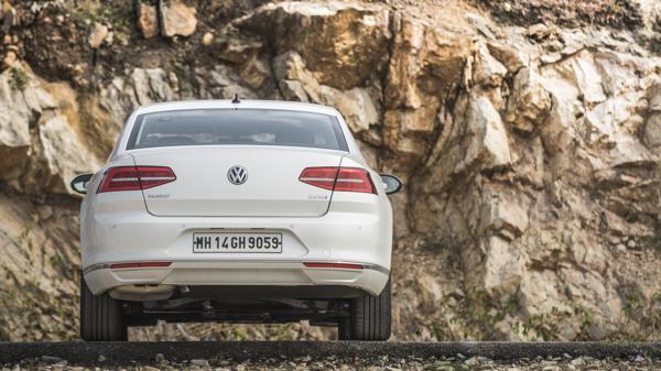 2017 Volkswagen Passat First Drive Review