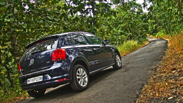 Volkswagen Polo GT TDI Images 10
