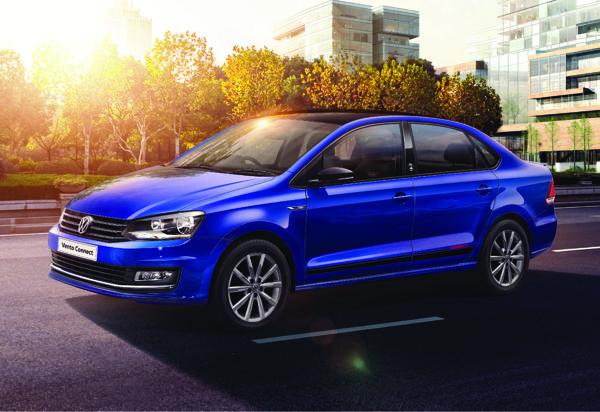 Volkswagen Vento Connect