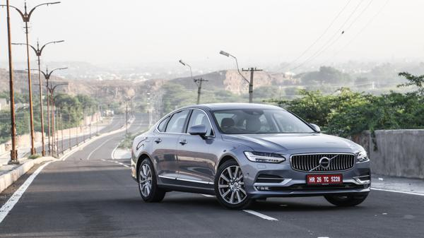 Volvo S90 review