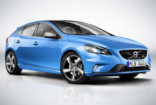 Volvo India to launch its V40 crossover in June this year