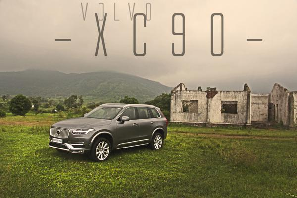 2015 Volvo XC90 First Drive: XCstasy - CarTrade