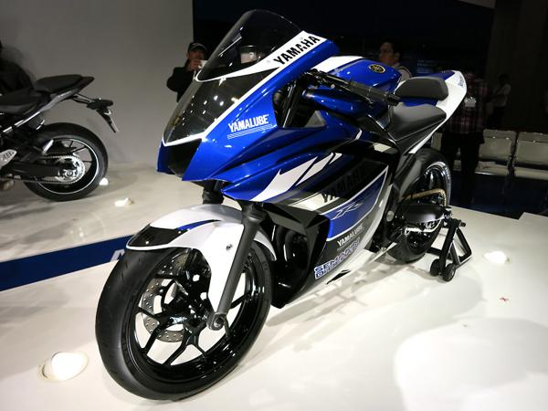 Yamaha YZF R-25 launched in Indonesia, expected to be launched in India soon