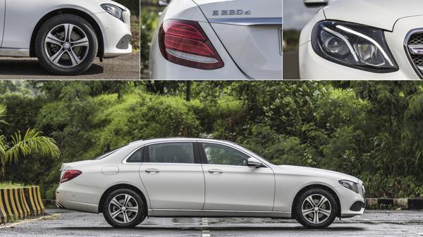 Mercedes-Benz E220d vs Volvo S90