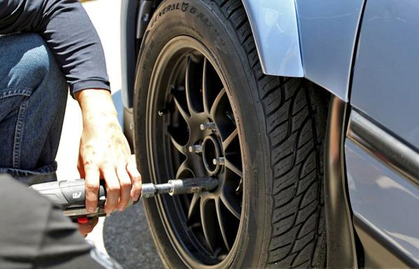 Tips on wheel alignment