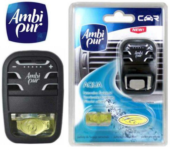 Types of car perfumes