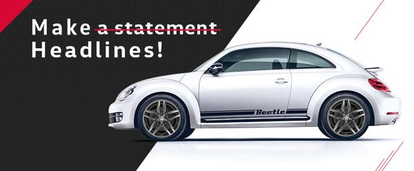 Volkswagen Beetle special edition now available in India