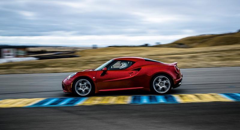 Alfa Romeo 6C sportscar coming in 2020