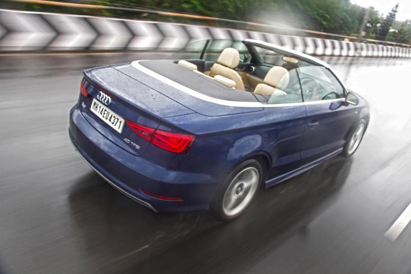 Audi A3 Cabriolet Images 17