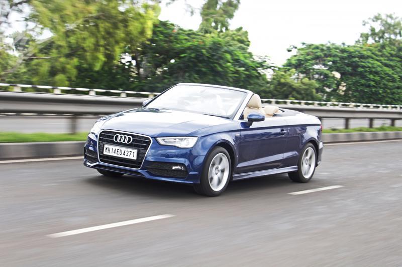 Audi A3 Cabriolet Images 19