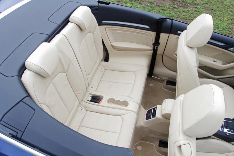 Audi A3 Cabriolet Photos 9