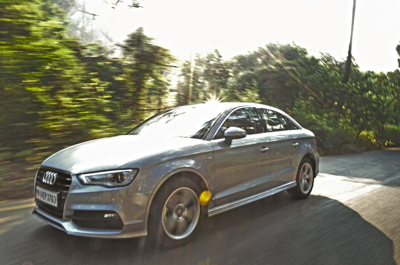 Audi A3 Photos 10