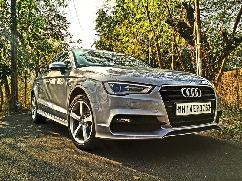 Audi A3 Photos 16
