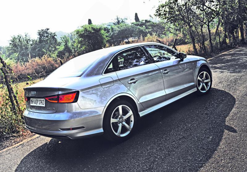 Audi A3 Photos 20
