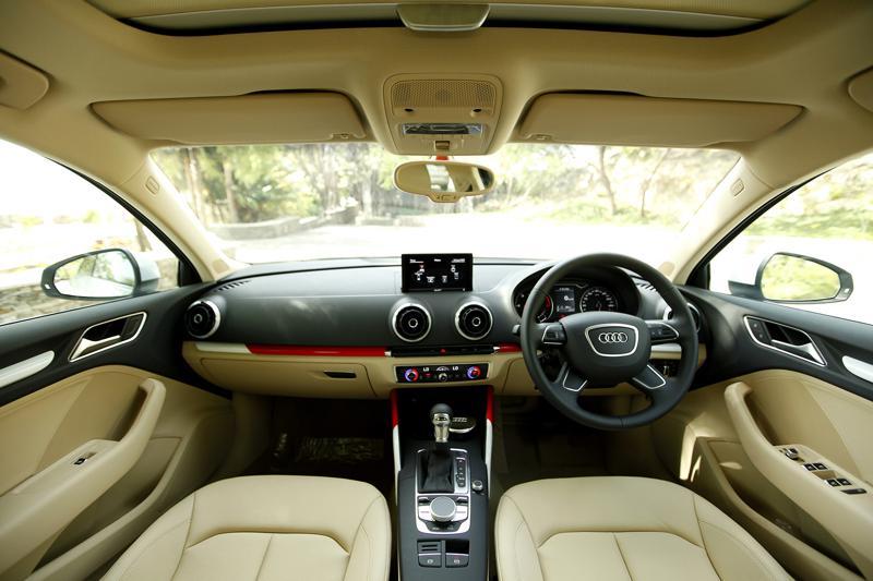 Audi A3 Interior Images 11
