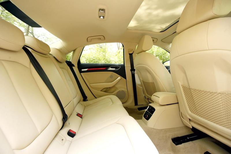 Audi A3 Interior Images 7