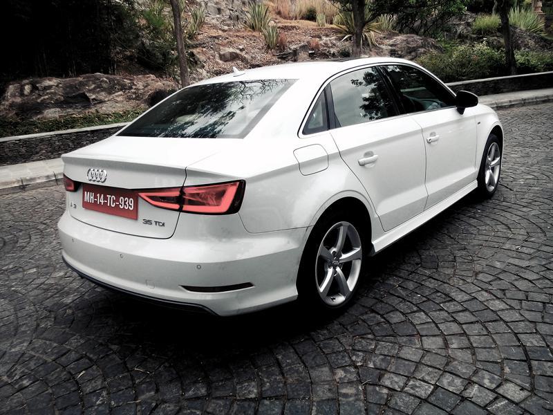 Audi A3 Photos 14
