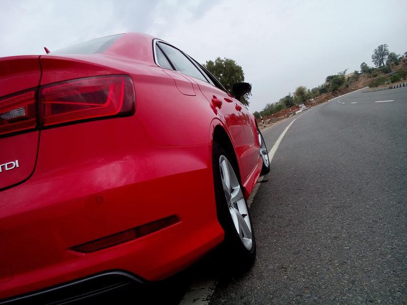Audi A3 Photos 4