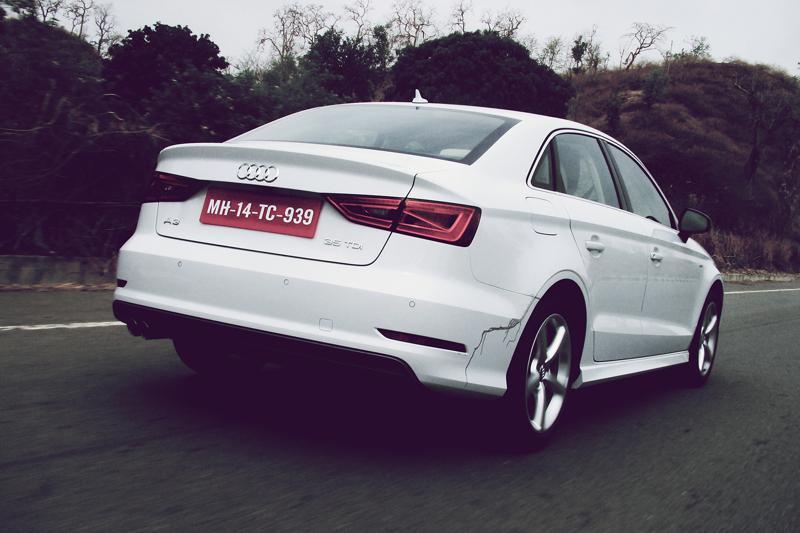 Audi A3 Photos 8