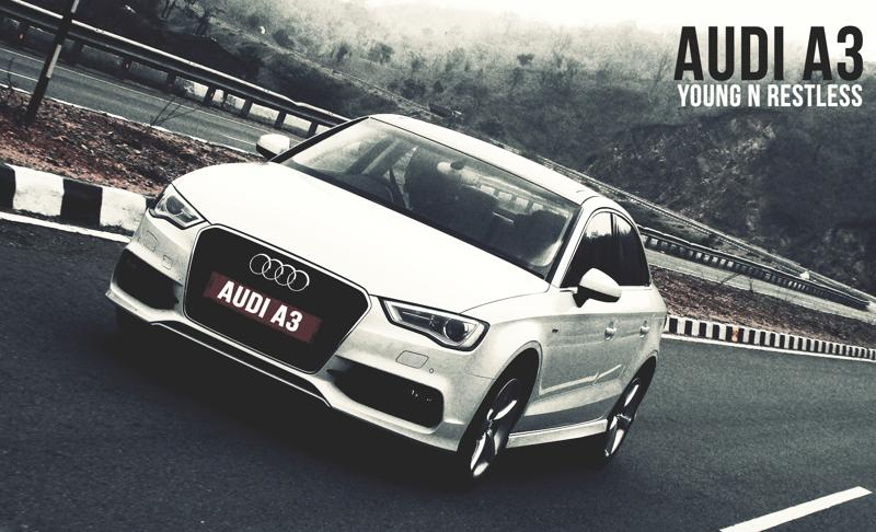 Audi A3 Poster Image