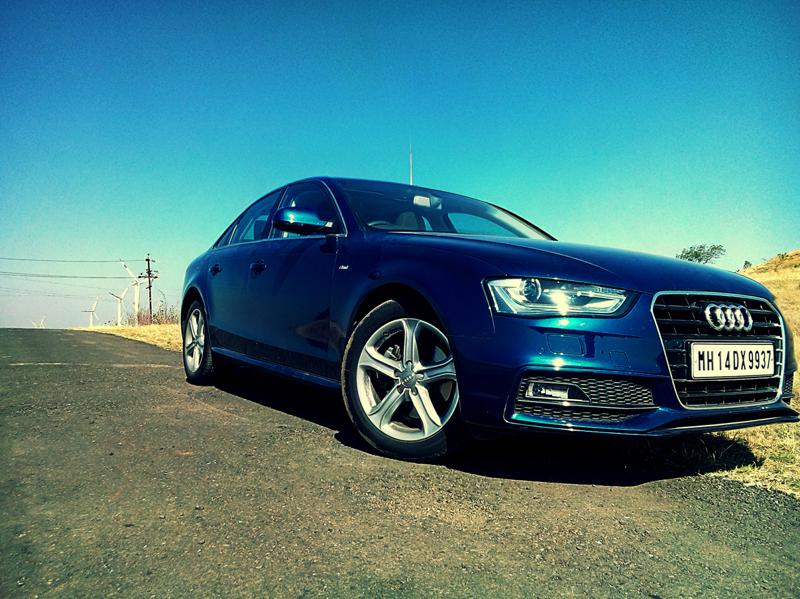 Audi A4 Images 13