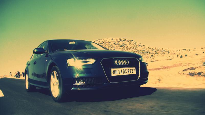 Audi A4 Images 15