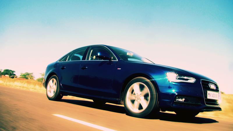 Audi A4 Images 17