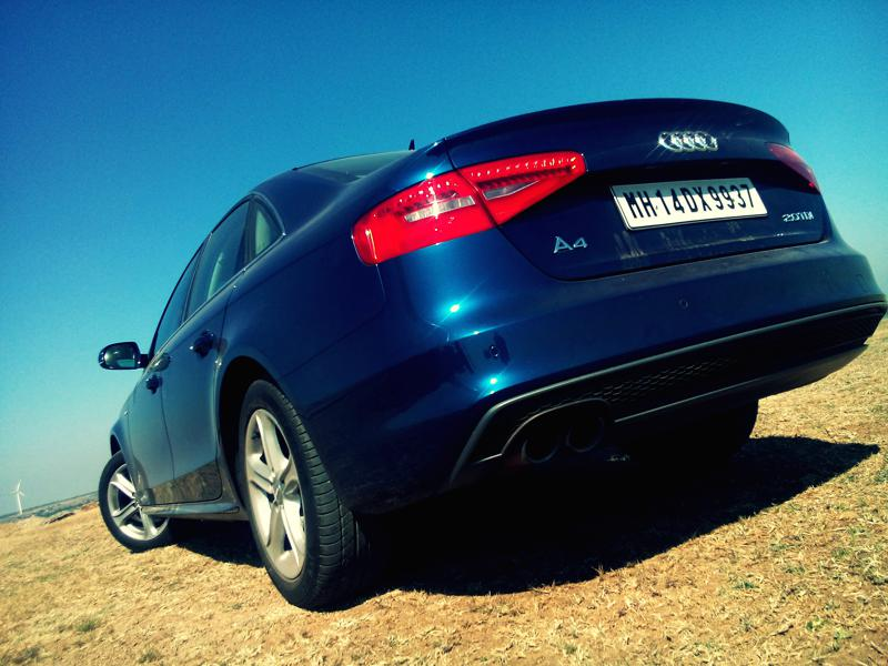 Audi A4 Images 4