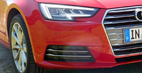 Audi New A4 Exterior 72445