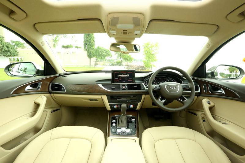 Audi A6 Matrix Image 7